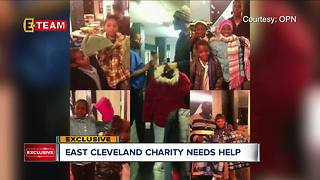 East Cleveland organization that helps those in need in danger of closing its doors - Video