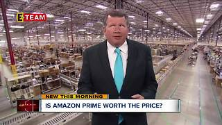 Is Amazon Prime worth the price?