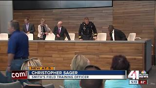 Police chief's former trainer saw a leader early - Video