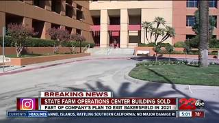 State Farm Operations Center building sold - Video