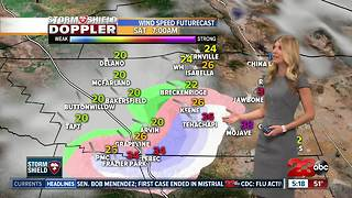 Accumulating snow in the mountains begins tonight through Saturday morning - Video