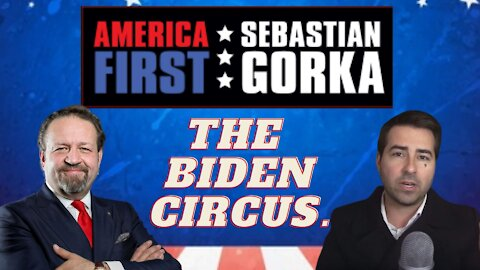 The Biden circus. Mr. Reagan with Sebastian Gorka on AMERICA First