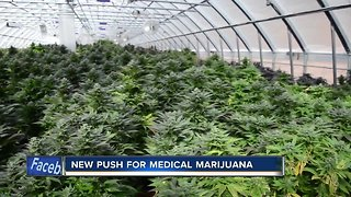 State leaders make a new push for medical marijuana
