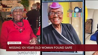 100-year-old Westland woman found safe in Canton