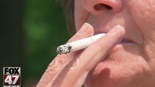 East Lansing approves smoking ban - Video