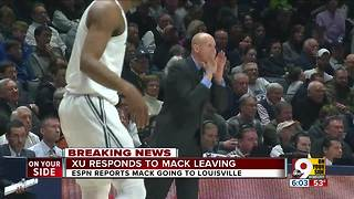 What will Xavier athletics be without Chris Mack? - Video