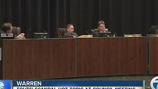 Warren Mayor Jim Fouts a no-show at city council meeting again as lie detector proposal voted down - Video