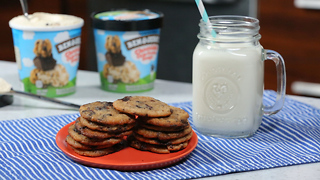 What Happens When You Actually Bake Ben & Jerry's Cookie Dough?