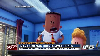 Film critic Josh Bell previews The Mob Museum's Classic Gangster Flicks and Maya Cinema's Kids Summer Series