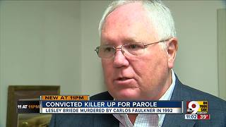 Convicted Fort Wright killer up for parole - Video