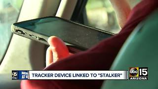 Security officer accused of stalking ex-girlfriend - Video