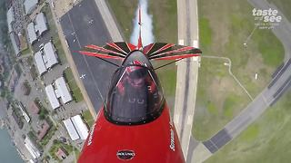 Stuart Air Show this weekend - Video