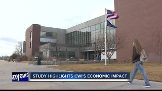 Study shows CWI economic impact - Video