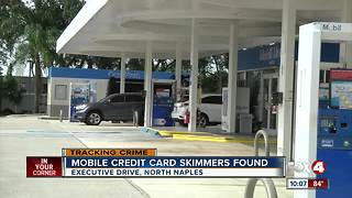 Inspector finds credit card skimmers in Naples - Video