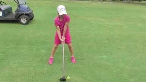 6-Year-Old Junior Golf is as Good as the Pros