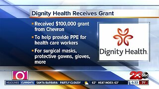 Dignity Health receives grant