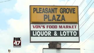 Some oppose South Lansing plaza inprovements - Video