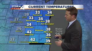 Storm Team 4cast for Thursday with Brian Niznansky - Video
