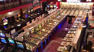 Pinball Museum is the coolest thing on Earth - Video