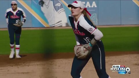 Ole Miss Pitcher Brittany Finney returns to Tucson