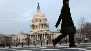 Another Deadline Looms To Avoid Government Shutdown