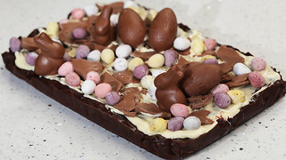 Paul A. Young's chocolate simnel slice recipe - Video