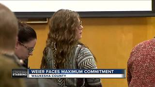 Slender Man Stabbing: Weier sentenced to 25 years - Video