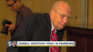 Dingell visitation to be held in Dearborn
