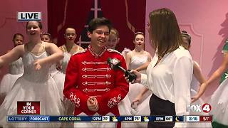 NFMAA performs 16th Annual Nutcracker Production - Video