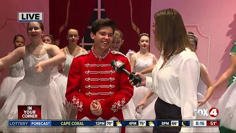 NFMAA performs 16th Annual Nutcracker Production