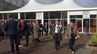 Turnstiles open for Cheltenham Festival 2018 - Video