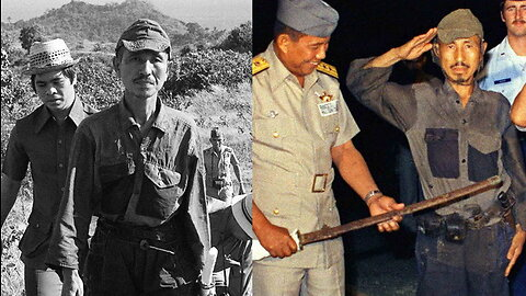 Hiroo Onoda | The Man Who Fought WWII For 30 Extra Years