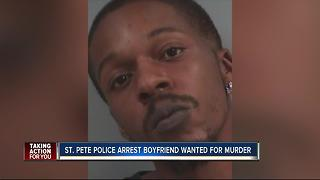 Police arrest suspect accused of killing St. Pete woman - Video