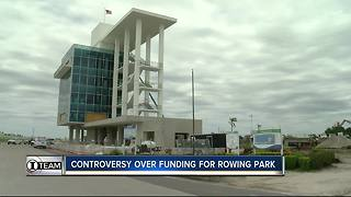 I-Team: Controversy behind Sarasota Rowing Park - Video