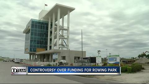 I-Team: Controversy behind Sarasota Rowing Park
