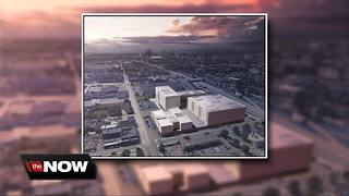 Wayne County Commission approves $533M criminal justice center in Detroit - Video