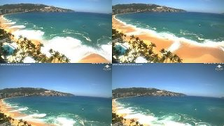 Mexican Beach Video Shows a Day of Tides - Video