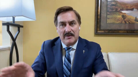 Mike Lindell Is Launching His New Free-speech Platform FrankSpeech.com