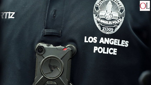 Use Of Body Cams Insignificant, Study Shows
