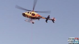 Deputies assist injured hiker in Superstition Mountains - Video