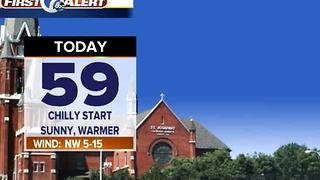 warming starts today - Video