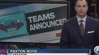 2016 Boca Raton Bowl teams annoucned. - Video