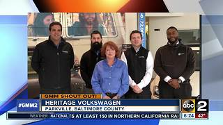 Good morning from Heritage Volkswagen - Video