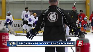 Preds Inspiring New Generation Of Hockey Fans - Video