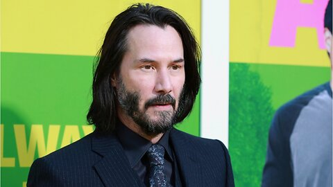 Keanu Reeves In Potential Talks With Marvel