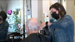 Hair salons frustrated by ongoing capacity restrictions