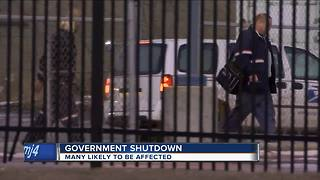 How the government shutdown impacts Wisconsin - Video