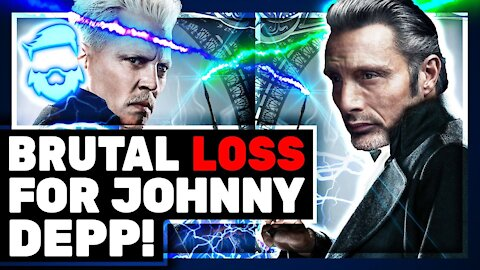 Another BRUTAL Loss For Johnny Depp....It Keeps Getting WORSE