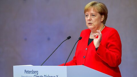 Merkel dismisses speculation about possible move to big EU job