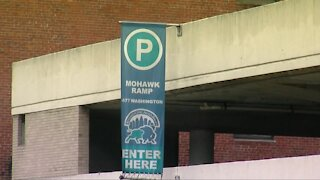 Six developers lay out plans for reimagined Mohawk Ramp in downtown Buffalo